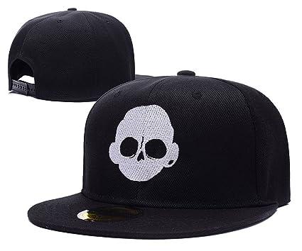 Amazon.com  Zomboy Logo Adjustable Snapback Embroidery Hats Caps ... 2394b18cbd9