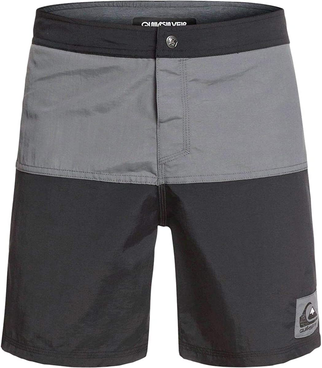 Quiksilver Mens Local Tribe 18 Boardshorts