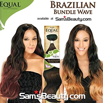 Amazon freetress equal synthetic hair weave brazilian bundle freetress equal synthetic hair weave brazilian bundle wave 22quot pmusecretfo Gallery