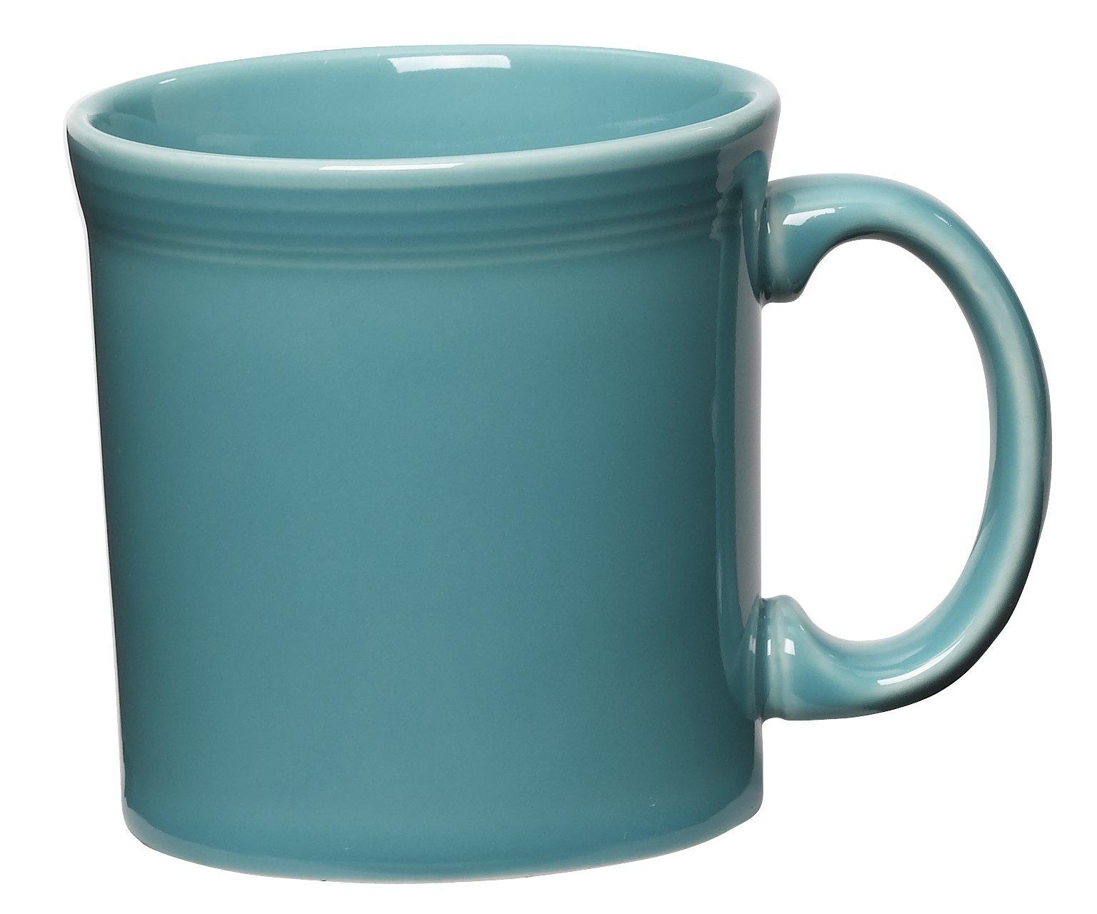 Fiesta 12-Ounce Java Mug, Turquoise
