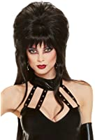 Elvira Mistress Of The Dark Long Wig