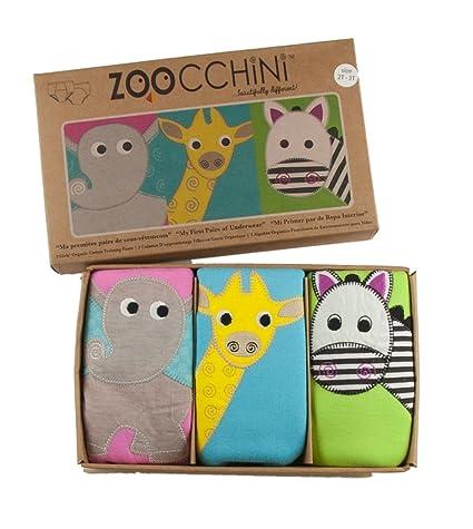 Zoocchini Safari braga de aprendizaje para niña 3 – 4 años