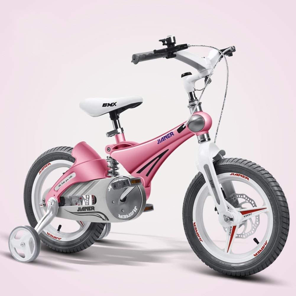 ファッション子供用自転車 - TY-107ガールズバイクショックプルーフCoapsible子供用自転車 12inch  B07RNHPJ7Z