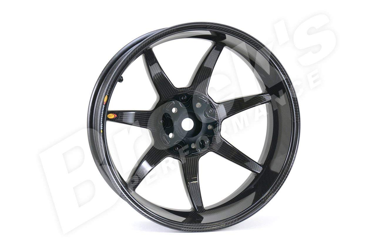 Amazon.com: BST Rear Wheels Ninja H2 H2R 15-18 Ninja H2 SX ...