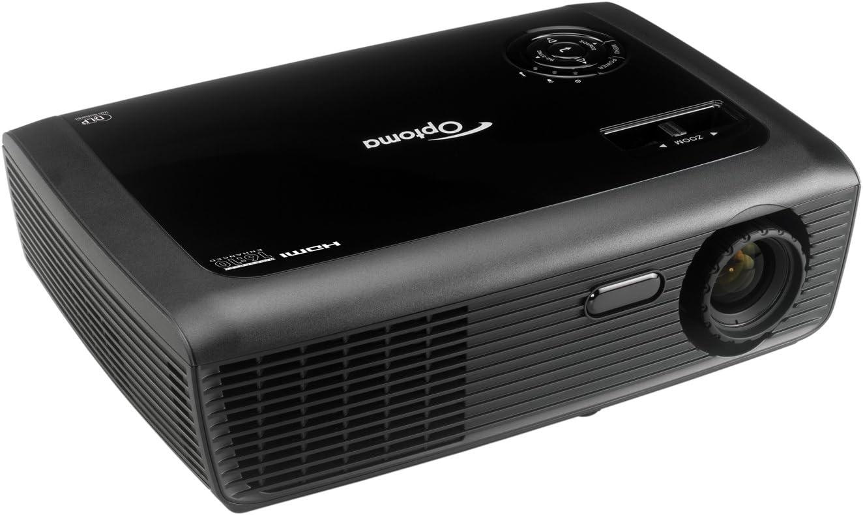 Optoma DW318 - Proyector Digital WXGA, 2500 Lúmenes del ANSI ...