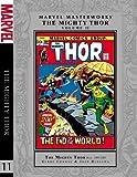 Marvel Masterworks: The Mighty Thor - Volume 11