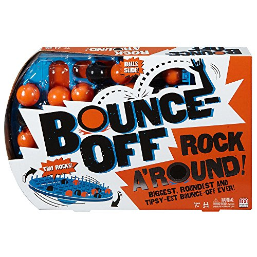Bounce Off Rock Around Game