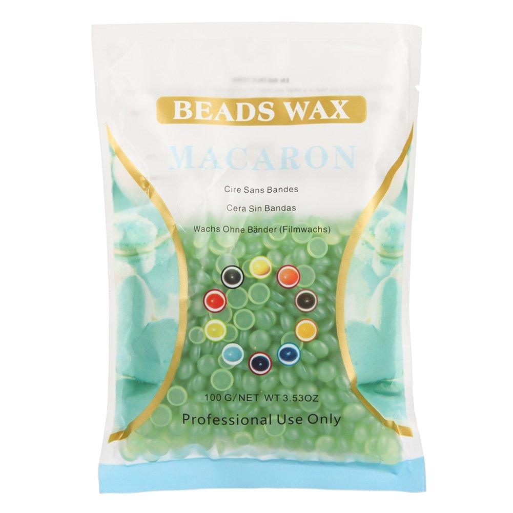 Amazon.com : Korlin Hard Wax Beans for Face, Underarms, Brazilian, Bikini Hair Remover 3.5 Ounce (Aloe Vera) : Beauty