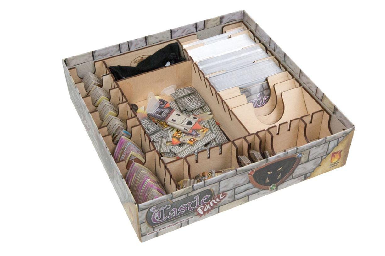 Broken Token Box Organizer for Castle Panic by The Broken Broken Broken Token ced01f