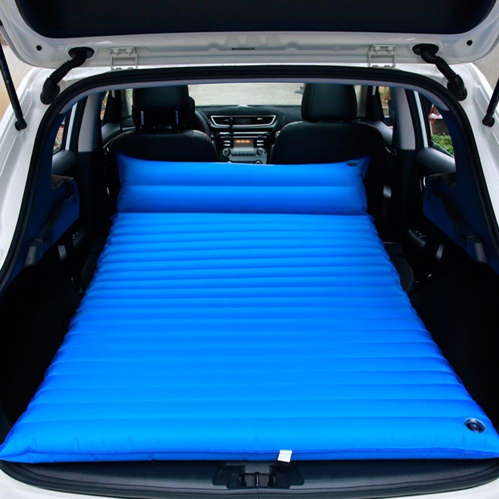 Auto Aufblasbare Matratze Reiseluftbett Rücksitz SUV Outdoor Camping Rücksitz Schlafmatte Kissen Auto Schock Bett 190  108 cm
