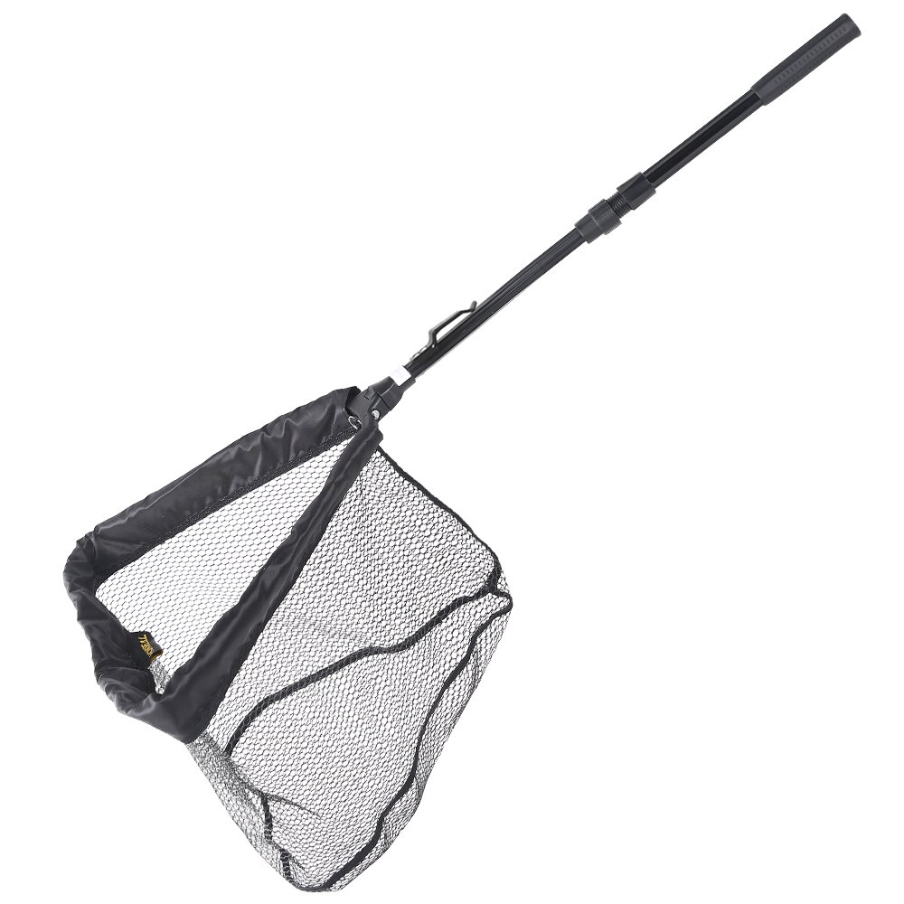 HONREAL Fishing NET (Black)