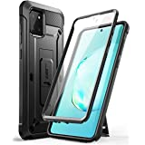 SUPCASE Unicorn Beetle PRO Series Phone Case for Samsung Galaxy Note 10 Lite, Full-Body Rugged Holster Case with Built-in Scr