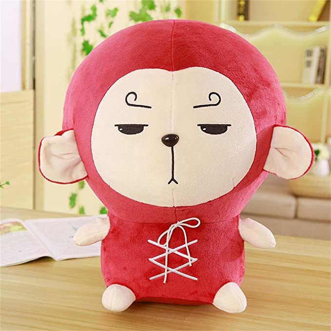 Amazon.com: Mikucos Hwayugi Korean Odyssey Monkey King Doll Plush Toy 45CM 18inches: Home & Kitchen