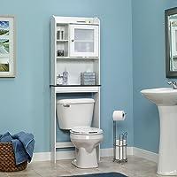 Sauder Caraway Space Saver Bathroom Cabinet
