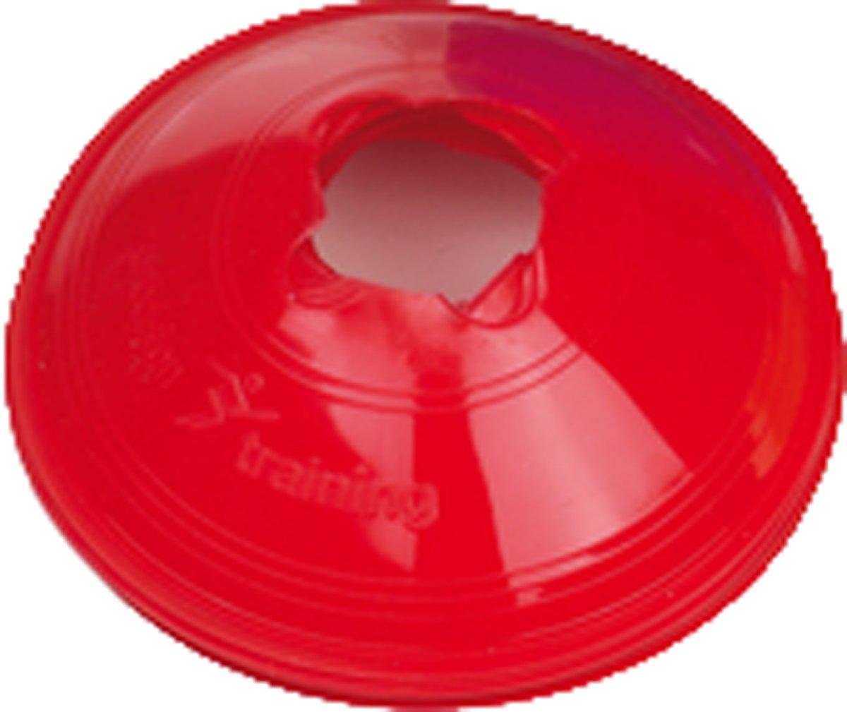 春先取りの PrecisionトレーニングサッカースポーツフィールドアクセサリープラスチックSaucer of Cones Set of 50 50 レッド レッド B018W4BT7I, お好み焼ほていさん:6e870524 --- senas.4x4.lt