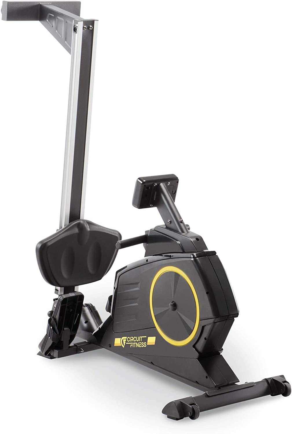 Circuit Fitness Deluxe Rowing Machine - Folded Position