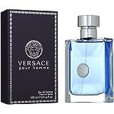 Versace Pour Homme Eau De Toilette Natural Spray 3.4 oz