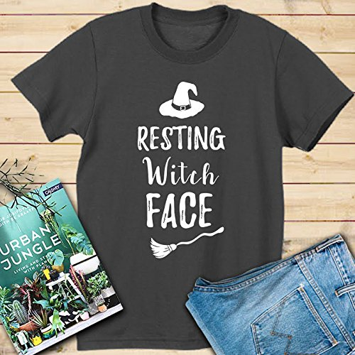 Amazing Resting Witch Face Shirt for women this Halloween Fast Shipping Size Up To 6XL]()