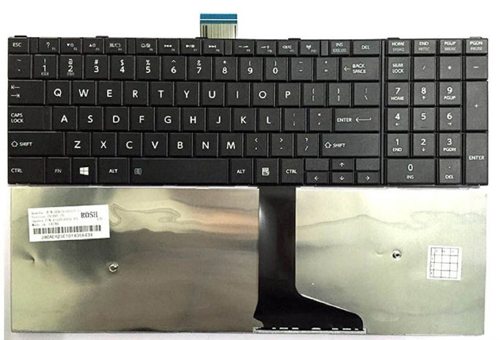 FMB-I Compatible with 6037B0076202 Replacement for Toshiba Keyboard