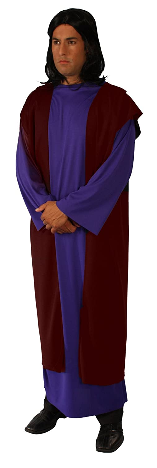 Alexanders Costumes Story of Christ Overrobe Adult Black One Size 60-286/B