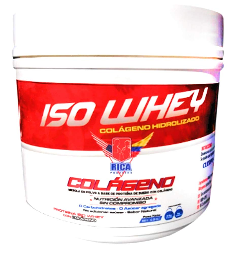 Whey Protein Isolate,100% Grass-Fed Hydrolyzed Collagen