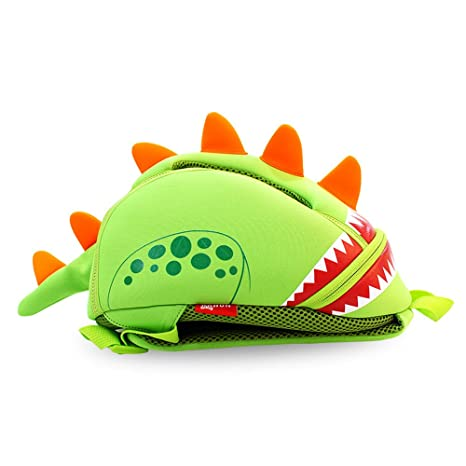 3281164eb7fc Coavas Gift For Kids Backpack Cute Toddler Backpack - Funny Dinosaur Cute  Green(11.8 9.3 5.5 inch) - Best Gift for Kids 3-8 years old Girls   Amazon.ca  ...