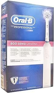 Braun Oral-B Professional 800 - Cepillo de dientes eléctrico: Amazon.es: Salud y cuidado personal