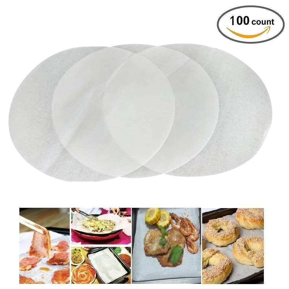 Selecto Bake - Baking Parchment Paper Circles 18cm (7) x 100