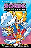 img - for Sonic Saga Series Vol. 2: Order From Chaos (Sonic the Hedgehog) book / textbook / text book