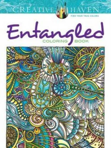 Read Online Creative Haven Entangled Coloring Book (Creative Haven Coloring Books) by Dr. Angela Porter (2015-05-20) ebook
