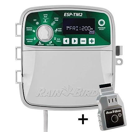 Amazon.com: Rain-Bird ESP-TM2 - Controlador de zona WiFi ...
