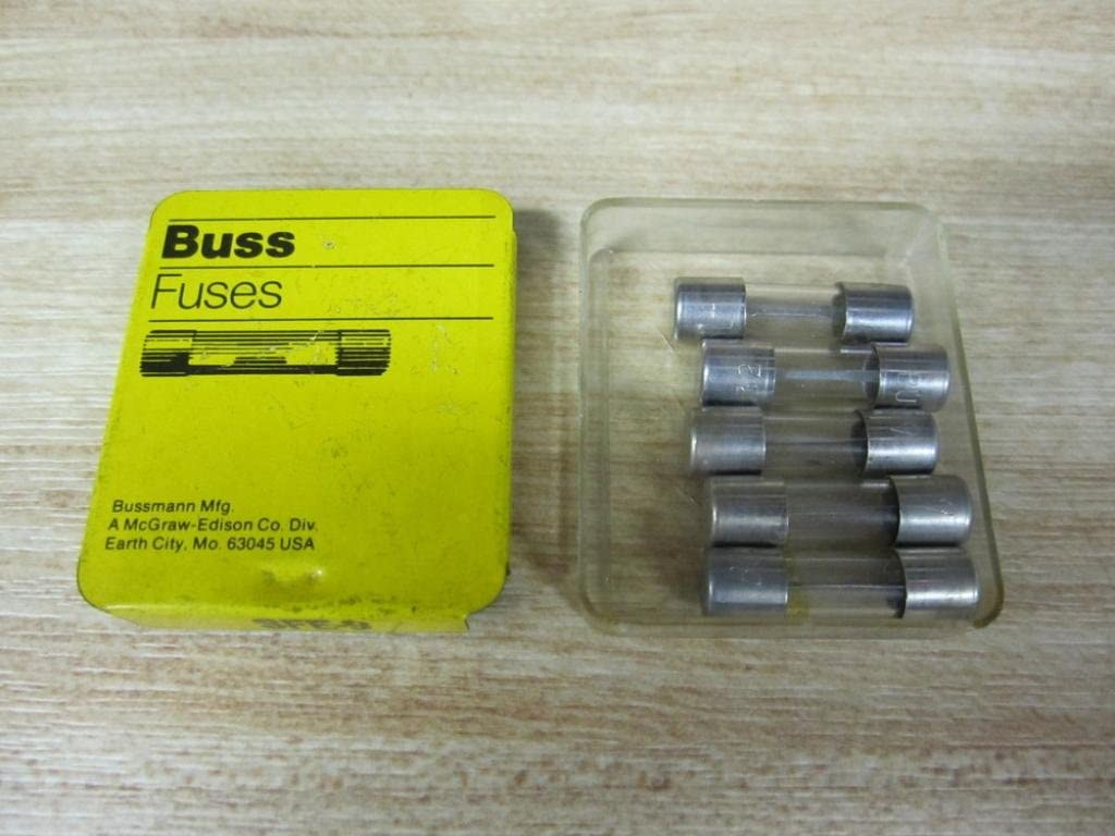 Box C-2 5 pack New Buss Fuse SFE 7 1//2