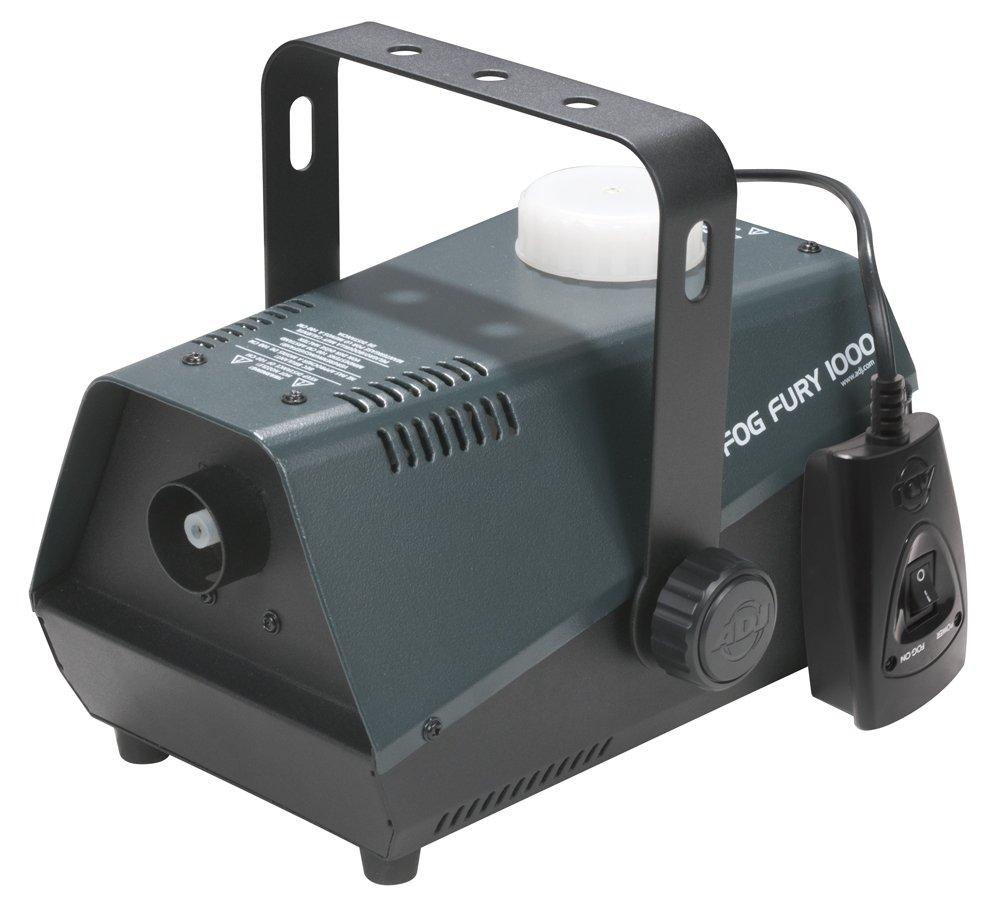 ADJ Products FOG100 FURY 1000 Fog Machine with Wired Remote FOG FURY 1000