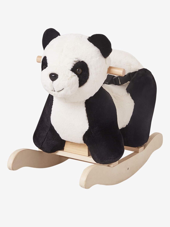 VERTBAUDET Panda /à bascule b/éb/é Noir et blanc TU