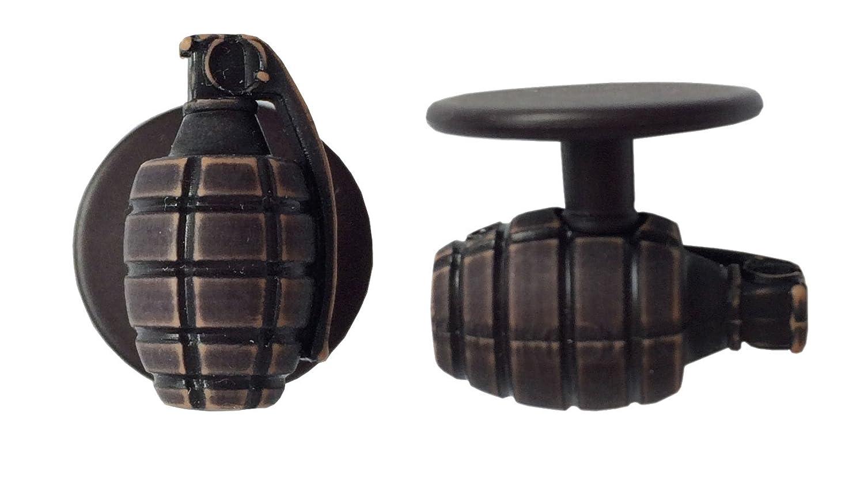Kochknöpfe Kugelknöpfe Knöpfe à 12 Stück als Handgranate