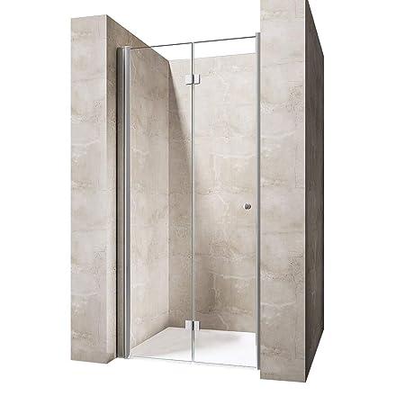 Durovin Bathrooms Frameless Bifold Shower Door Buy 2 Doors To