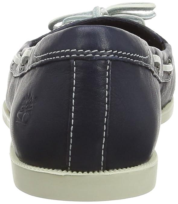 2ac200218e Timberland Damen Cornish Short Vamp Bootsschuhe, Blau (Navy Gluvy), 38 EU:  Amazon.de: Schuhe & Handtaschen