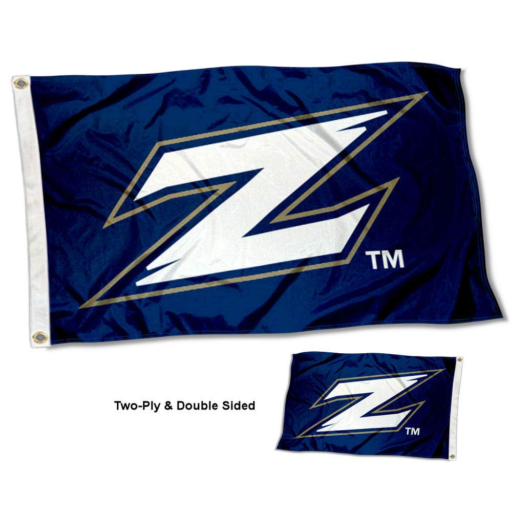 Akron Zips Z Logo Double and Two Sided Flag