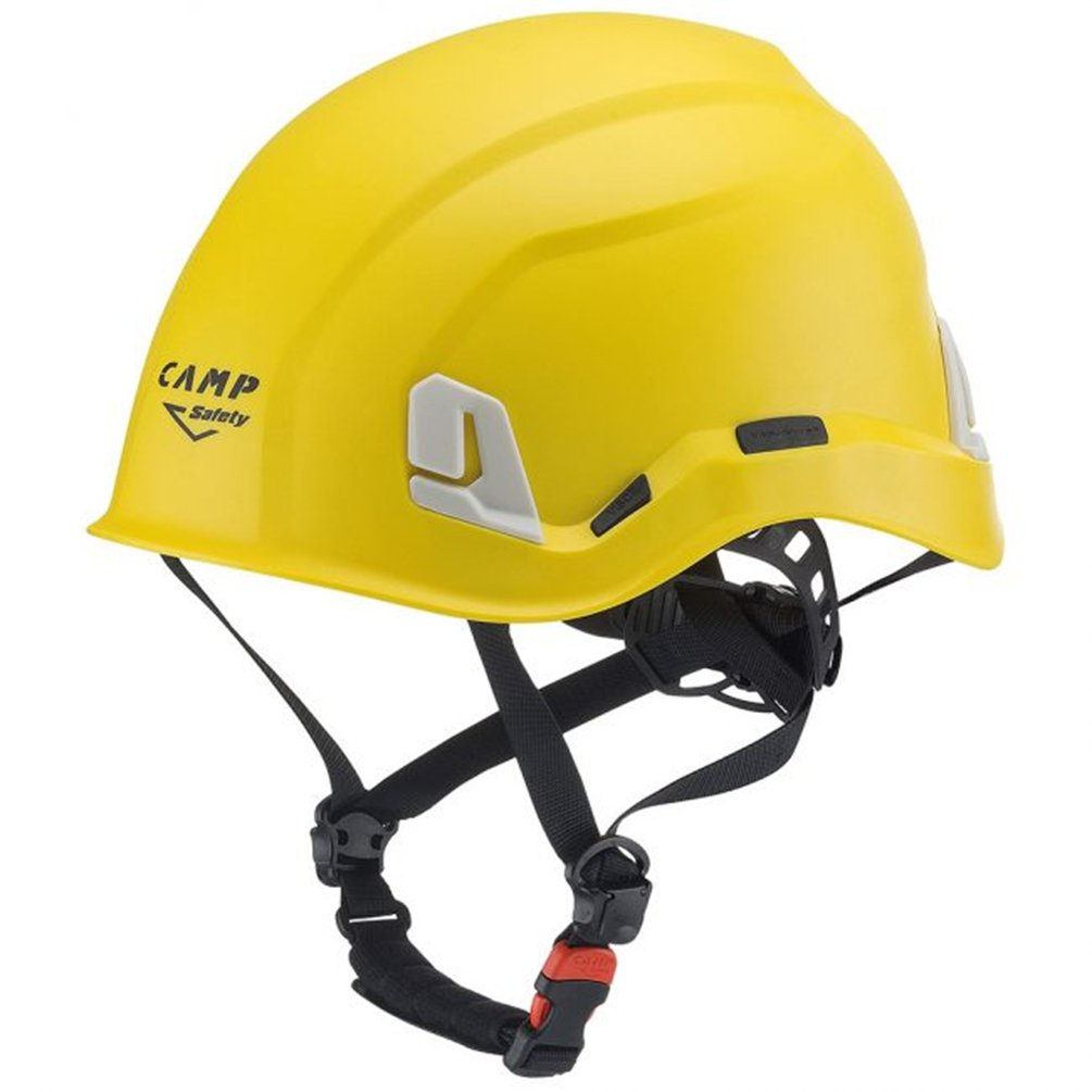 CAMP Ares ANSI Certified Work and Rescue Yellow Helmet 2017