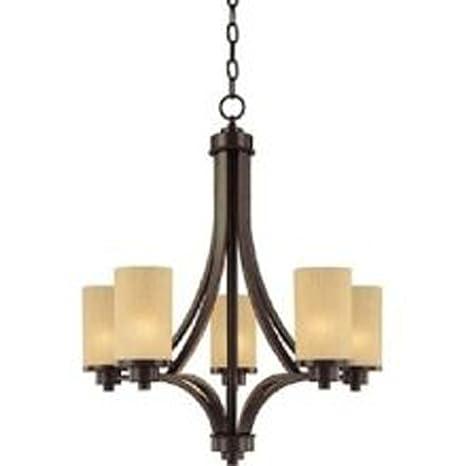 Amazon.com: Artcraft – Lámpara de techo con vidrio ...