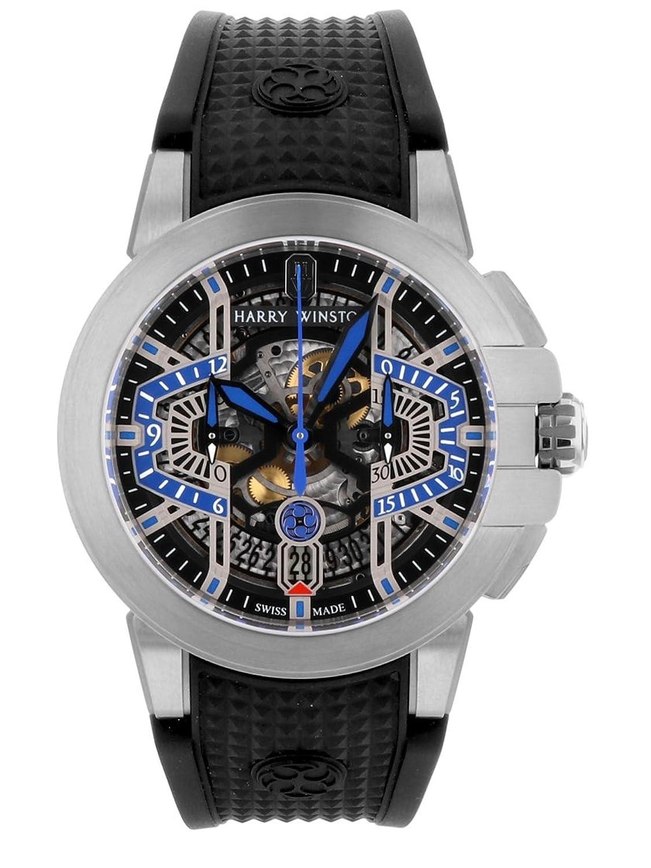 [ハリーウィンストン] 腕時計 HARRY WINSTON OCEACH44ZZ004 プロジェクト Z9 限定300本 スケルトン [中古品] [並行輸入品] B07B3RL8DM