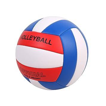 YANYODO Balón de Voleibol, Voleibol de Playa Tacto Suave,Talla 5 ...