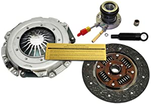 EFT CLUTCH KIT+SLAVE CYL FOR 96-01 CHEVROLET S-10 GMC SONOMA 96-00 ISUZU HOMBRE 2.2L