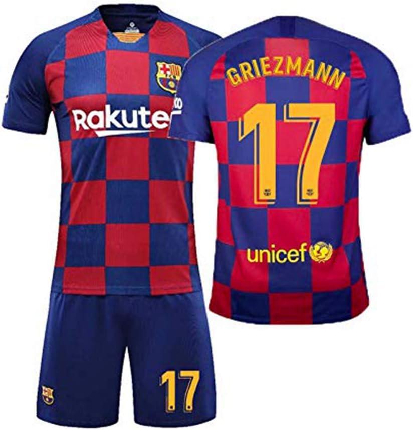 HEIPIYAYAYAYA Barcelona Football Club 17# Griezmann Ropa ...