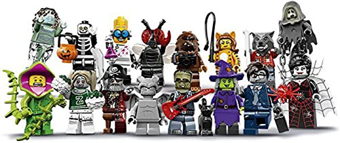 Ghost x1 Loose LEGO 71010 Minifigures Series 14 Specter