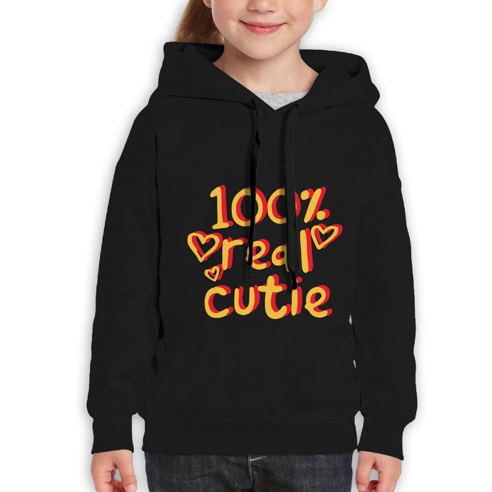 CoolABC Cotton 100/% Real Cutie Boy/&Girls Hooded Sweatshirt Clothes