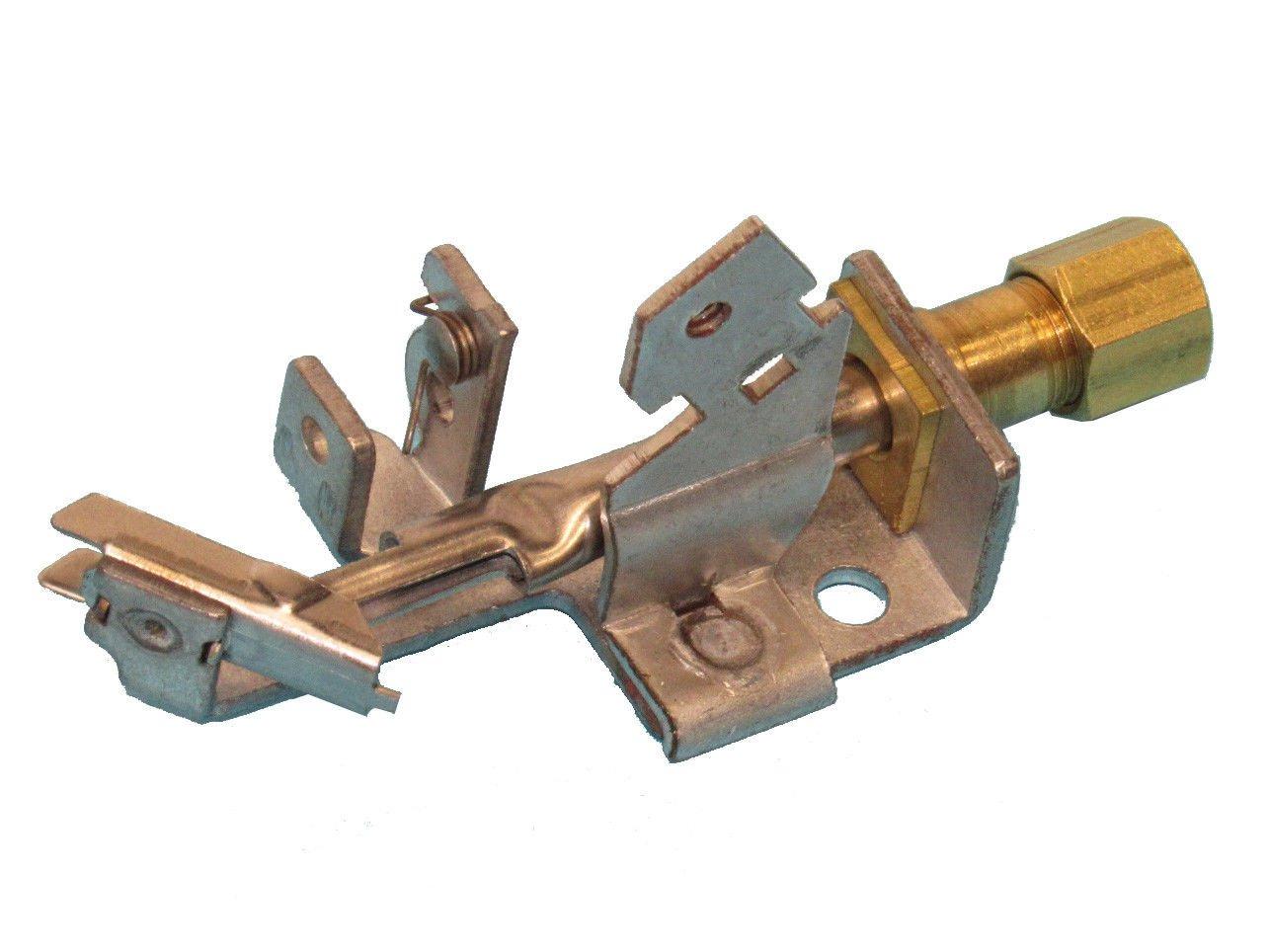 Whirlpool 4364169 Pilot Burner Genuine Original Equipment Manufacturer (OEM) Part for Roper & Whirlpool