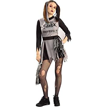amazoncom rubies costume co zombie cheerleader costume toys games