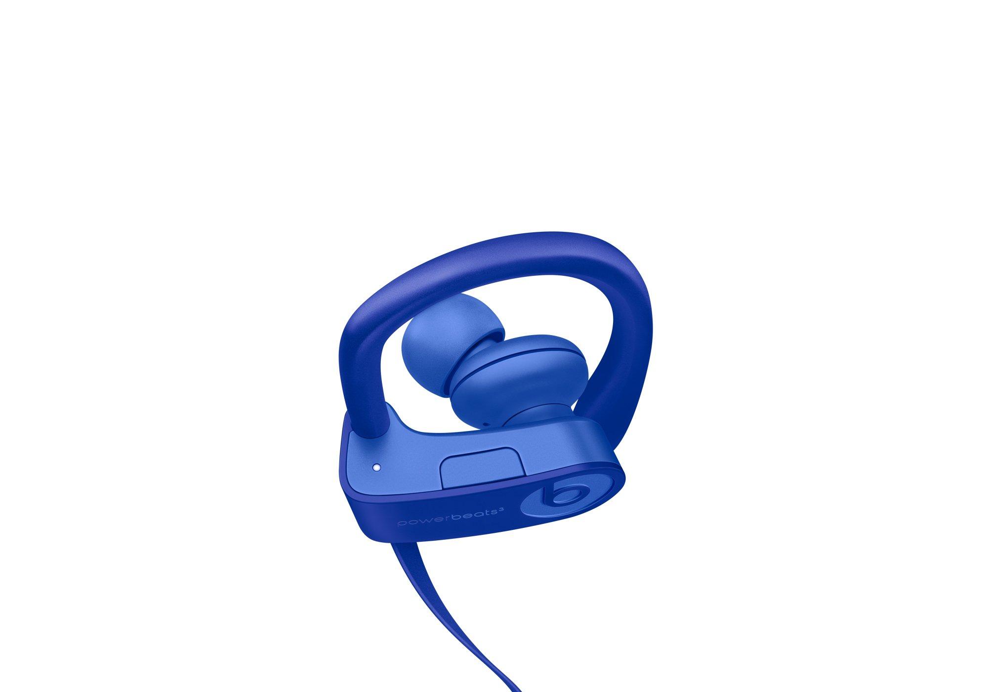 Powerbeats3 Wireless Earphones - Neighborhood Collection - Break Blue by Beats (Image #5)