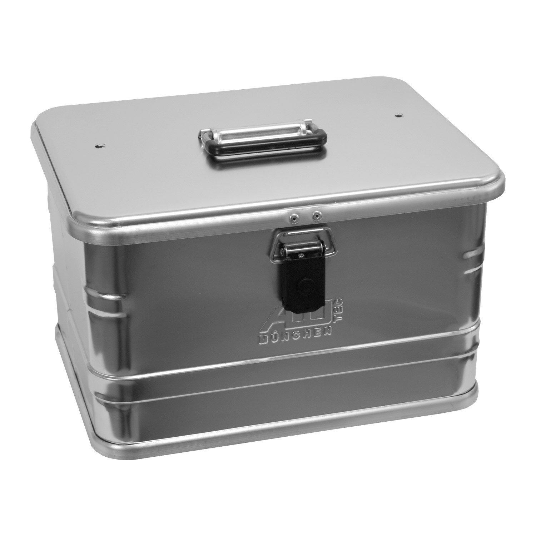 Alutec Aluminium Containers 30029 Dimensions (L x W x H) 432 x 335 x 277 mm  Material 1 0 millimetres of Aluminium